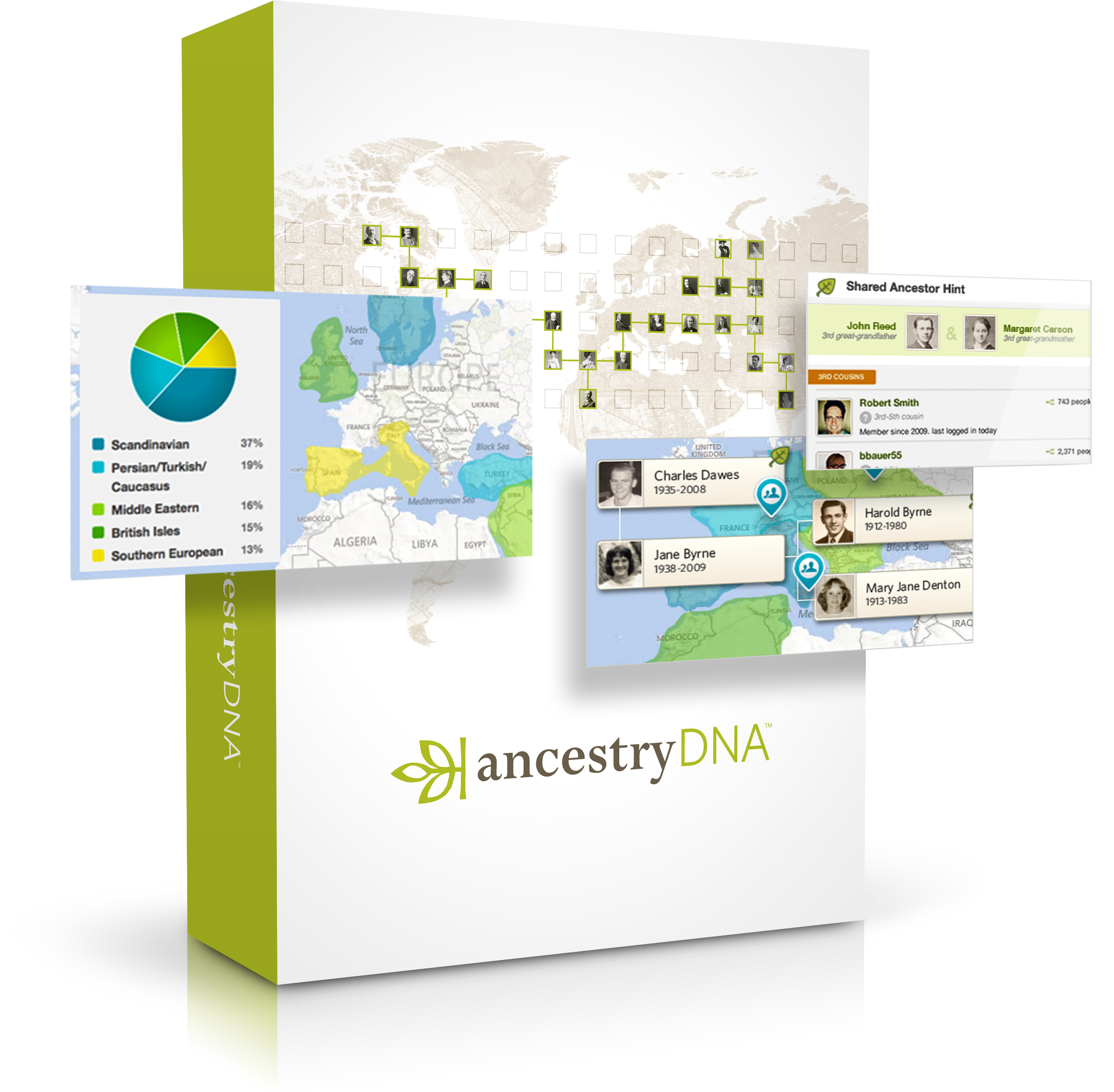 Ancestrydna dna encyclopedia for Where to go for dna testing